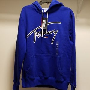 NWT Tommy Hilfiger Signature Hoodie